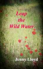 Leap the Wild Water new book cover meadow